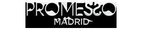 promesso logo metal